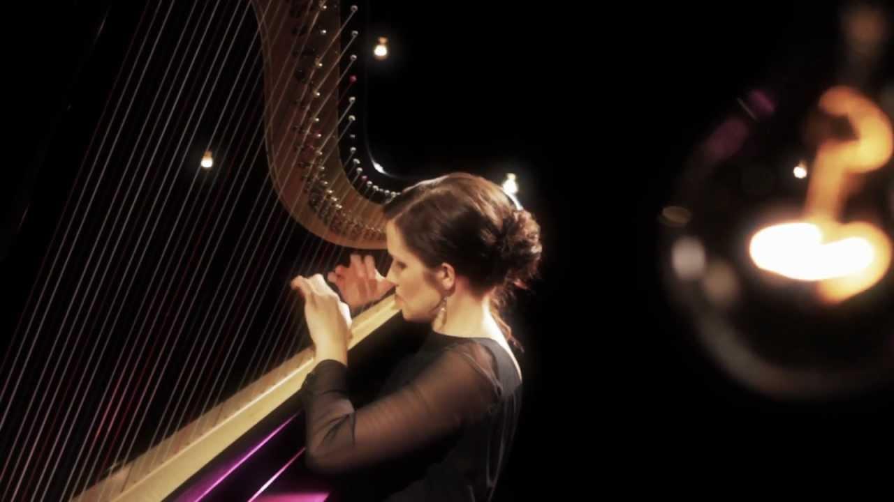B. Smetana: Vltava (Moldau) - Valérie Milot, harp