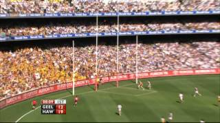AFL 2008 Grand Final Hawthorn Vs Geelong 1st Half