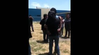 slow dance at Dominguez high school