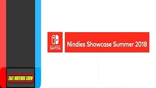 MORE INDIE GAMES - Nindie Showcase - That Nintendo Show [8.28.2018]