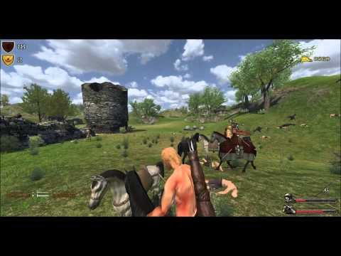 Mount and Blade - Knights vs Sex Fiends