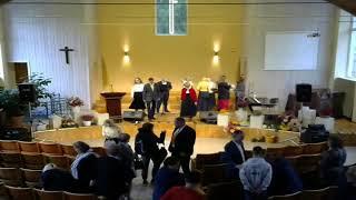 Lietotāja Ogres Trīsvienības baptistu baznīca audio/video tiešraides straume