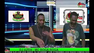 DJ AZRA - MC ROGA ROGA- LIVE