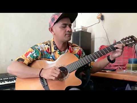 Lagu rohani DENGAR DOA KU instrumen gitar melody(official video-audio)