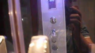 Душевая кабина D-LIN 1816A видео-обзор(Посмотрите видео обзор душевой кабины (душевого бокса) Д ЛИН 1816А. Кабина имеет размеры 170см на 85см, выста..., 2016-05-03T17:27:21.000Z)
