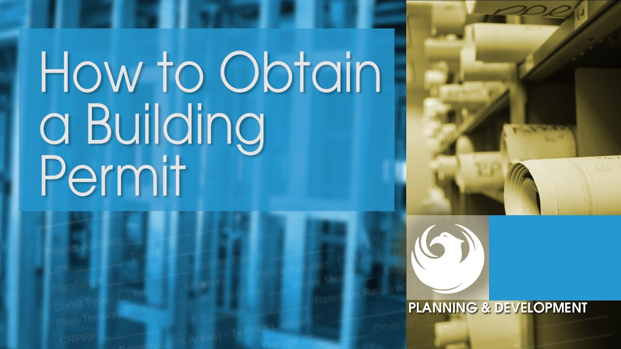 Get a building permit - how to do it quickly 3