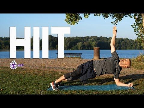HIIT 18min - Exercices Fitness à la Maison - Alexandre Mallier