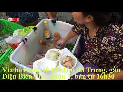 Bánh Chưng Giò nem chả Ngon Rẻ xếp hàng mua ở Sài Gòn