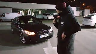 Тест-драйв BMW e60 535i в Тбилиси // Лучший Автомобиль