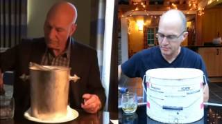 Ice Bucket Challenge - Reply to Patrick Stewart