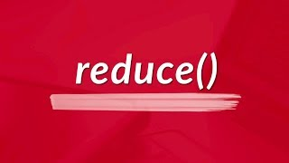 Is Reduce() Bad?