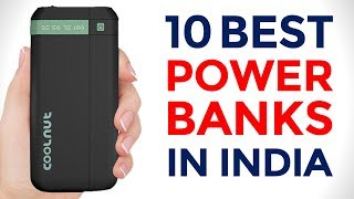 10 Best Power Bank in India with Price | 2017