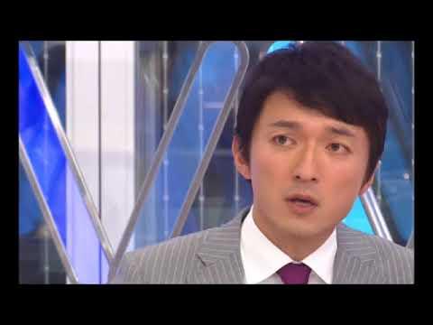 【HD】 テレ朝でたった一人で戦う小松アナ、野党をド正論で蹴散らしてス
