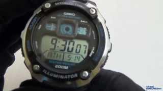 Casio - AE-2000W-1AVEF Review