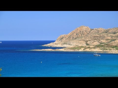 Corsica the Magic Island - Canon 7D, Glidecam HD-2000 - La C