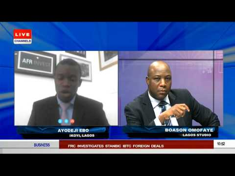 Business Morning: Investment Authority In Nigeria Demands Access To Pension Funds -- 07/09/15