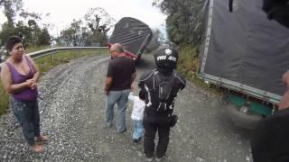 """""""Trampolín de la Muerte"""" _ Carretera entre San Francisco y Mocoa en el Putumayo _  3"""