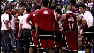 "GINEBRA VS POWERADE BIG COMEBACK ""NEVER SAY DIE"""
