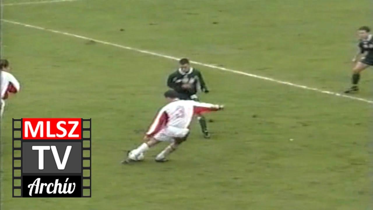 Debrecen-Ferencváros | 3-0 | 2000. 04. 08 | MLSZ TV Archív