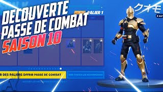 Should we buy the SAISON COMBAT PAS11? My opinion! Fortnite!
