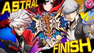 Vídeo BlazBlue: Cross Tag Battle