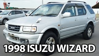 1998 Isuzu Wizard (Rodeo) TYPE-X for sale