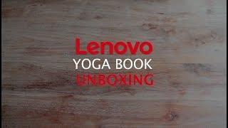 Lenovo Yoga Book Unboxing