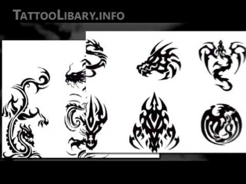 Dragon Tattoo Designs - Design Gallery