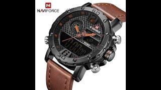 Кварцевые часы NAVIFORCE |  товары с алиэкспресс от которых ты офигеешь