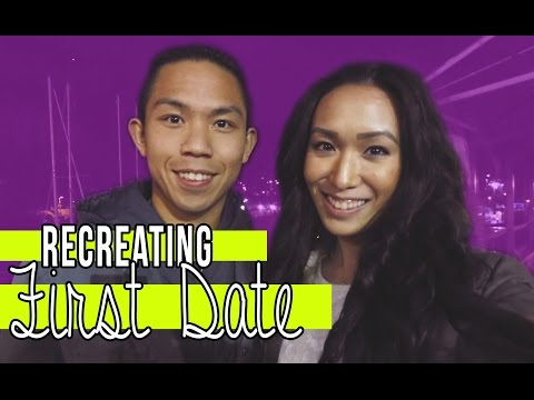 Recreating First Date and Thanksgiving Weekend Vlog
