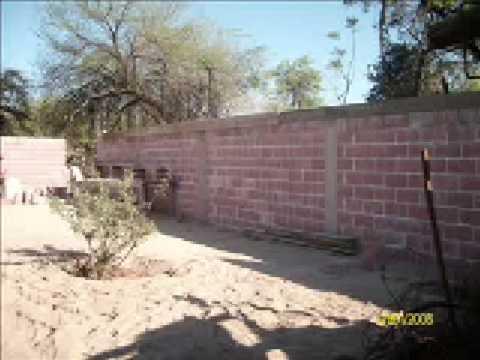 Video de construccion barda youtube - Construccion de chimeneas de ladrillo ...