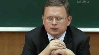 видео: М.Г.Делягин о финансовом кризисе