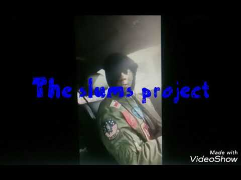 The slums project:Dot battle rapper turns himself in convo