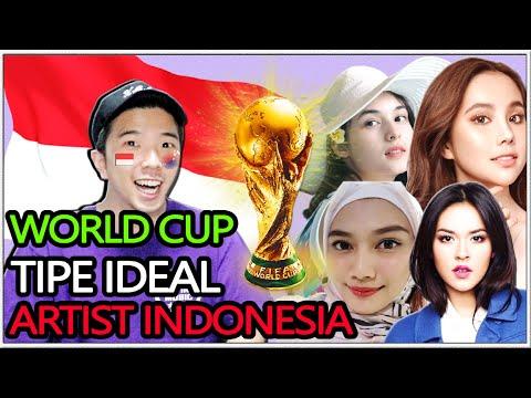 "Siapa Artis Indonesia Yang Paling Disuka ""Cowok Korea"" ? [SUB : IDN,KOR]"