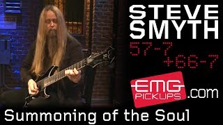 Steve Smyth plays