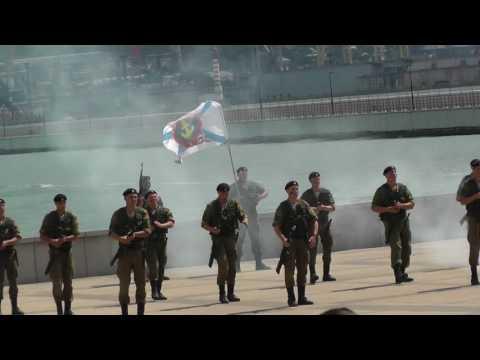 День ВМФ 2017 в Новороссийске