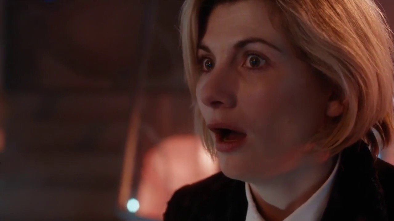 Jodie Whittaker Doctor Who Wallpaper: 13th Doctor & Clara Oswald