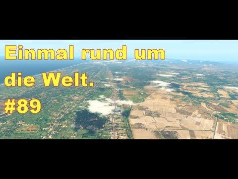 X-Plane 11: #89 von WMKC (Kota Bharu, Malaysia) weiter nach WMKN (Kuala Terengganu, Malaysia)