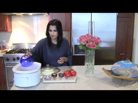 Rajma Slow Cooker - Indian Spiced Kidney Beans