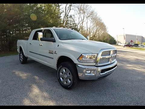 2016 RAM 2500 Heavy Duty Laramie Mega Cab 4X4 | New RAM Dealer Martinsville, IN | 16441
