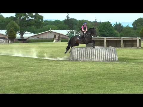 Miss AJ somerford park xc schooling