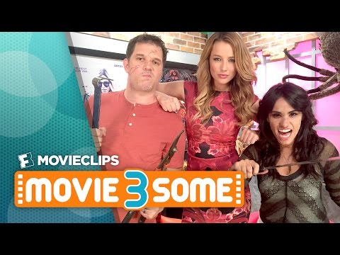 Movie3Some: Episode 16  Sarah Dumont