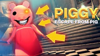 Вышла Игра СВИНКА ПЕППА на телефон - Piggy Gameplay Android