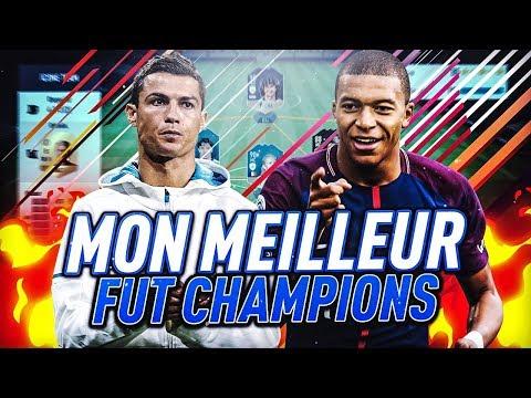 FIFA 18 - MON MEILLEUR FUT CHAMPION ? JE SUIS EN 17-3 !!!