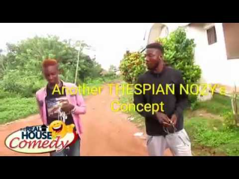 Download Earpiece (Real House Of Comedy) (Nigerian Comedy)