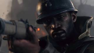 Battlefield 1 PC Gameplay Intro: Storm of Steel Walkthrough 1080p Full HD