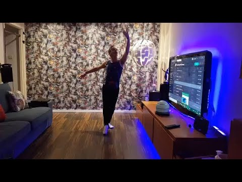 Barre Ballet for Beginners Choreography class No1