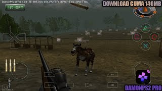 Cara Download Dan Install Game Deer Hunter PS2 Di Android