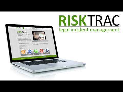 Risktrac - Legal Incident Management