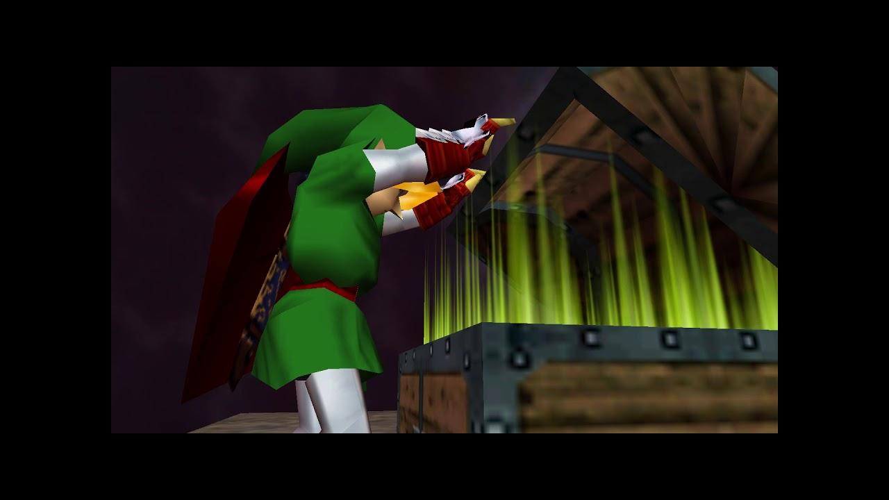 How to get Golden Gauntlets - Zelda: Ocarina of Time